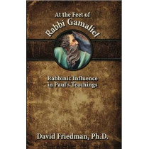 At the Feet of Rabbi Gamaliel: Rabbinic Influence in Paul's Teachings by David Friedman, 9781936716753