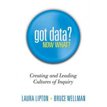 Got Data? Now What?: Creating and Leading Cultures of Inquiry by Laura Lipton, 9781936765034