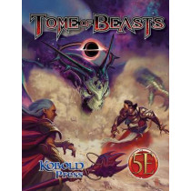 Tome of Beasts by Wolfgang Baur, 9781936781560