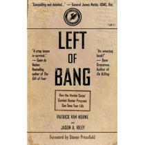 Left of Bang by Steven Pressfield, 9781936891306