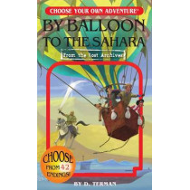 By Balloon to the Sahara by D Terman, 9781937133481