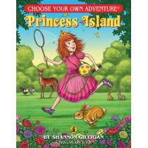 Princess Island by Shannon Gilligan, 9781937133504