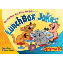 Lunchbox Jokes: Animals: 100 Fun Tear-Out Notes for Kids by Deana Gunn, 9781938706141