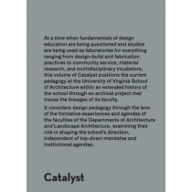 Catalyst: Lineages and Trajectories by Ghazal Abbasy-Asbagh, 9781940291710