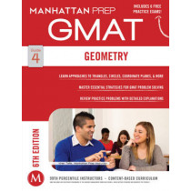 GMAT Geometry by Manhattan Prep, 9781941234037