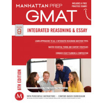 GMAT Integrated Reasoning and Essay by Manhattan Prep, 9781941234044
