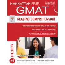 GMAT Reading Comprehension by Manhattan Prep, 9781941234068