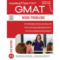 GMAT Word Problems by Manhattan Prep, 9781941234082