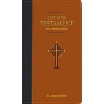 St. Joseph New Catholic Version New Testament: Pocket Edition by Catholic Book Publishing Corp, 9781941243657