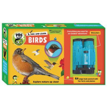 Look and Learn Birds by Pbs Kids, 9781941367292
