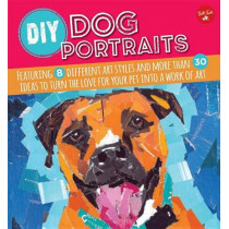DIY Dog Portrait by Robbin Cuddy, 9781942875130