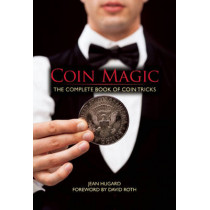 Coin Magic: The Complete Book of Coin Tricks by Jean Hugard, 9781944686260