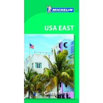 USA East - Michelin Green Guide: The Green Guide, 9782067212527