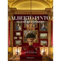 Alberto Pinto: Signature Interiors by Anne Bony, 9782080202833