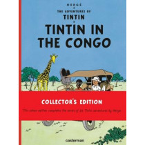 Tintin in the Congo by Herge, 9782203096509