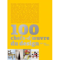 100 Masterpieces of Design by Nicholas Roche, 9782844264756