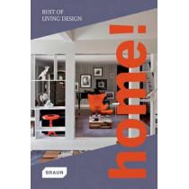 Home! Best of Living Design, 9783037681299