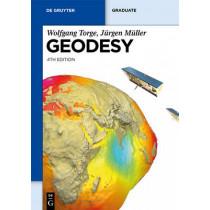 Geodesy by Jurgen Muller, 9783110207187