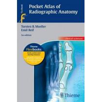 Pocket Atlas of Radiographic Anatomy by Torsten Bert Moller, 9783137842033