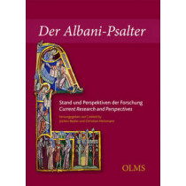St Albans Psalter: Current Research & Perspectives by Jochen Bepler, 9783487148359