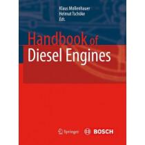 Handbook of Diesel Engines by Helmut Tschoke, 9783540890829