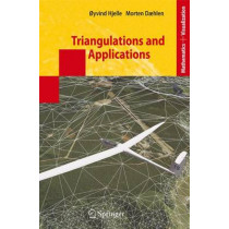 Triangulations and Applications by Oyvind Hjelle, 9783642069888