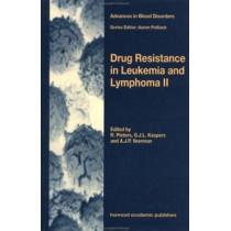 Drug Resistance in Leukemia and Lymphoma II by Gertjian J. L. Kaspers, 9783718659340