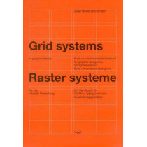 Grid Systems in Graphic Design: A Visual Communication Manual for Graphic Designers, Typographers and Three Dimensional Designers by Josef Muller-Brockmann, 9783721201451