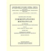 Commentationes mechanicae ad theoriam motus punctorum pertinentes 2nd part by Leonhard Euler, 9783764314361