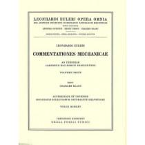 Mechanica Corporum Solidorum: Part 1 by Charles Blanc, 9783764314378