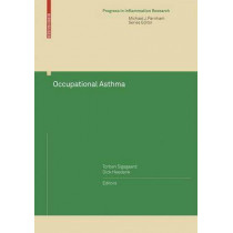 Occupational Asthma by Torben Sigsgaard, 9783764385552