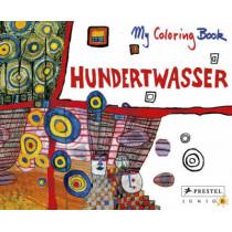 Hundertwasser: My Painting Book by Anon, 9783791341132