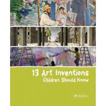 13 Art Inventions Children Should Know by Florian Heine, 9783791370606