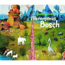 Hieronymus Bosch: Coloring Book by Sabine Tauber, 9783791371764