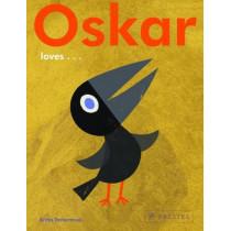 Oskar Loves... by Britta Teckentrup, 9783791372709