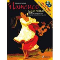 Flamenco Guitar Method, Volume 1 by Gerhard Graf-Martinez, 9783795757687