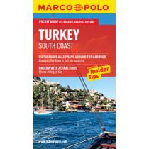 Turkey South Coast Marco Polo Pocket Guide by Marco Polo, 9783829706902