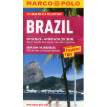 Brazil Marco Polo Guide by Marco Polo, 9783829707275