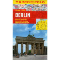 Berlin Marco Polo City Map by Marco Polo, 9783829769525