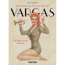 The Little Book of Vargas by Dian Hanson, 9783836520201