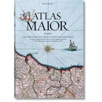 Blaeu. Atlas Maior by Joan Blaeu, 9783836538039
