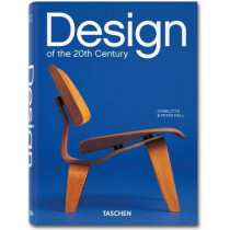 Design of the 20th Century by Charlotte Fiell, 9783836541060