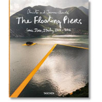 Christo and Jeanne-Claude. The Floating Piers by Wolfgang Volz, 9783836547833