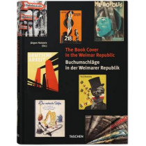 The Book Cover in the Weimar Republic by Jurgen Holstein, 9783836549806