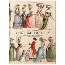 Auguste Racinet. The Costume History by Francoise Tetart-Vittu, 9783836555401