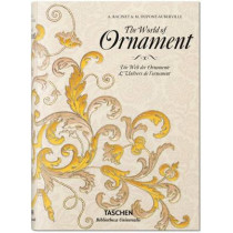 The World of Ornament by David Batterham, 9783836556255