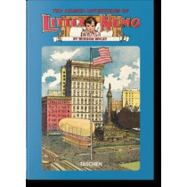 Winsor McCay. The Airship Adventures of Little Nemo by Alexander Braun, 9783836565356