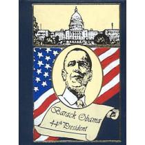 Inaugural Address Minibook by Barack Obama, 9783861841548