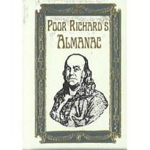 Poor Richard's Almanac Minibook by Benjamin Franklin, 9783861842958