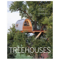 Treehouses: Small Spaces in Nature by Andreas Wenning, 9783869224107